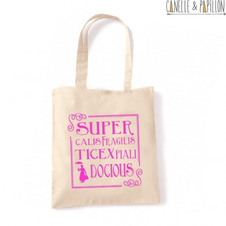 "Tote Bag ""mary poppins"""