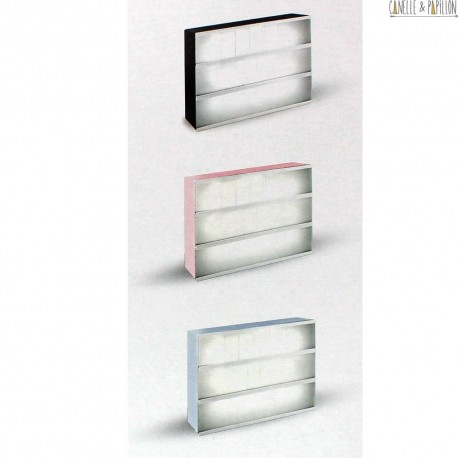 veilleuse light box boite lumineuse message. Black Bedroom Furniture Sets. Home Design Ideas