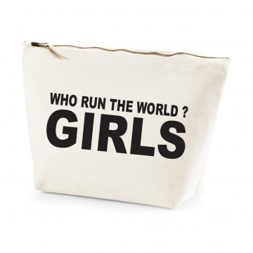 "Pochette ""Who run the World? GIRLS!"""