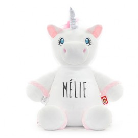 Range-Pyjamas Licorne Cubbies Rose