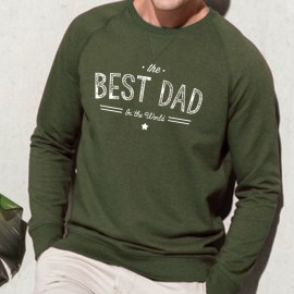 "Sweat BIO ""The Best Dad in the World"""